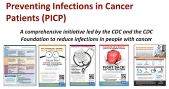 Preventing Infections in Cancer Patients (PICP): A comprehensive initiative led by CDC and the CDC Foundation to reduce infections in people with cancer