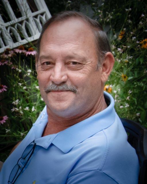 Photo of Gary, a liver cancer survivor