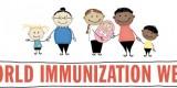 World Immunization Week Banner