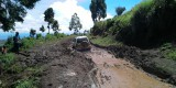On the road to Bukwo District (photo courtesy of George Momanyi)