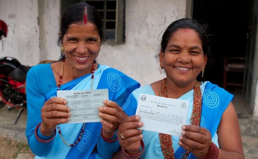 Community Health Volunteers in India
