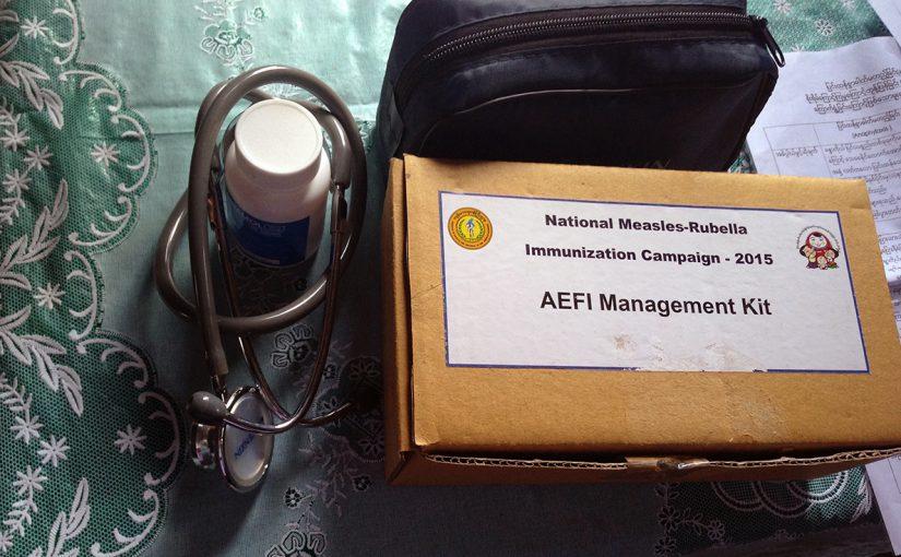 AEFI management kit