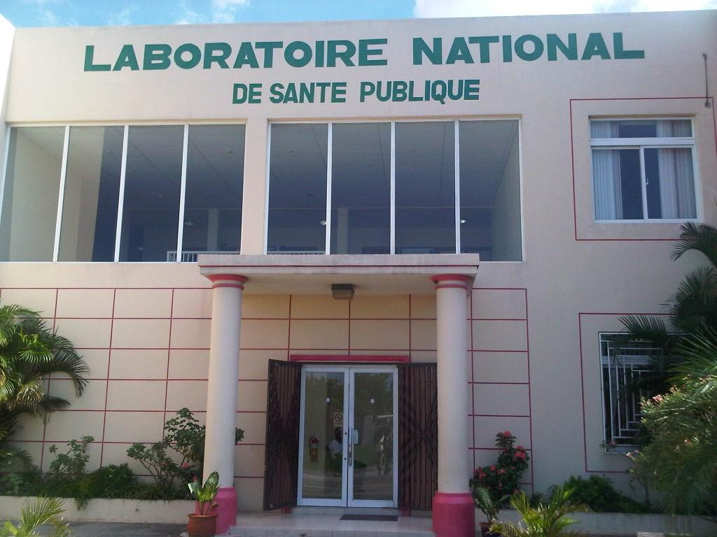 National Laboratory of Public Health.