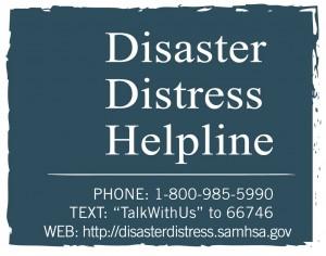 Distress Line Logo
