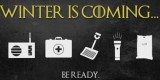 Game of Thrones winter icons