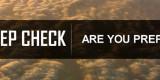 Prep Check Banner