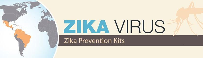 Zika Prevention Kits