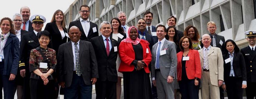 Joint External Evaluation team in Washington DC