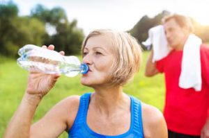 People age 65 and older are at high risk for heat-related illnesses.