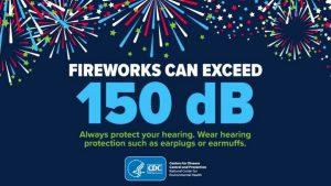 Fireworks Safety Month