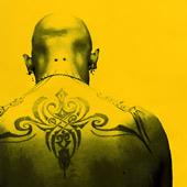 tattooed shoulders