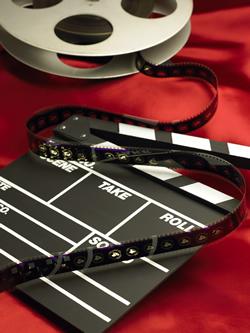 movie production paraphenelia