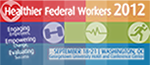 Healthy Federal Workers 2012 logo