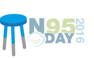 N95 Day and a 3-legged stool image