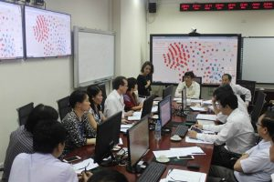 Vietnam's national EOC was inaugurated in February 2015.