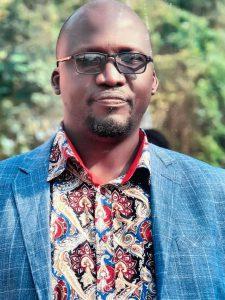 Joseph C. Ojwang, Health Security Public Health Specialist, CDC Uganda