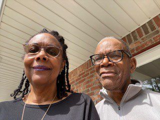 Photo of David and Denise Brown