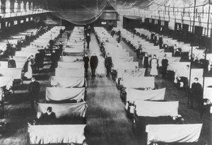 Flu patients in Iowa