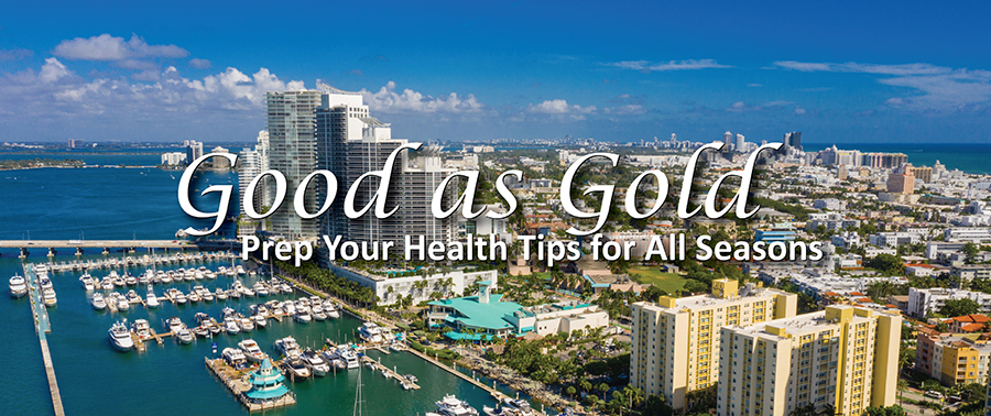 Good as Gold Prep Your Health Times for All Seasons