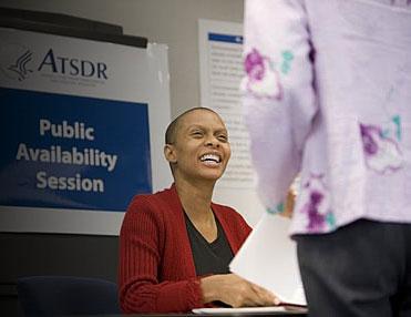 ATSDR holds public information session