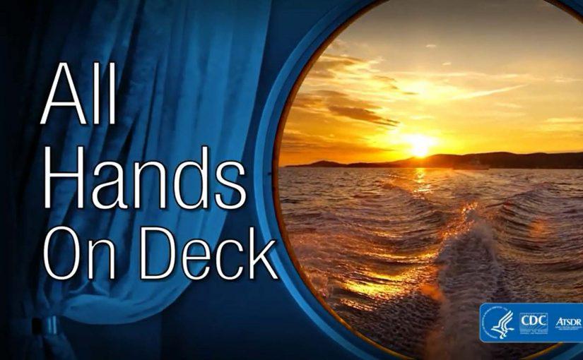 """All Hands on Deck"""" video screenshot"""